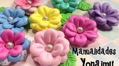 MANUALIDADES YONAIMY - YouTube