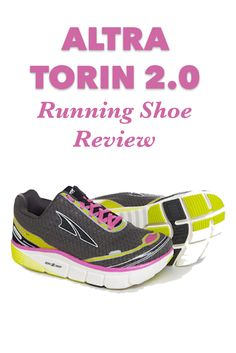 The Altra Torin 2.0 is a high-cushioning neutral, zero-drop running shoe perfect for road runners of all abilities!