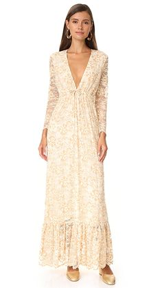 Ganni Flynn Lace Dress | SHOPBOP