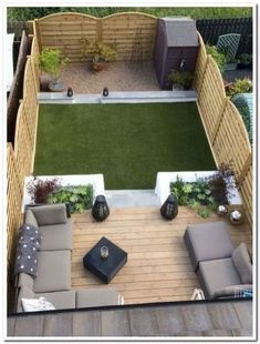 27 Best Inspiring Backyard Design Ideas A fashionable example of the elegance of a chic . - 27 Best Inspiring Backyard Design Ideas A fashionable example of the elegance of a chic pin - Backyard Patio Designs, Small Backyard Landscaping, Landscaping Ideas, Small Backyard Design, Diy Patio, Mulch Landscaping, Budget Patio, Inexpensive Landscaping, Backyard Ideas For Small Yards