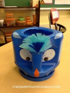 Crazy Speech World: Tweet for a Treat!  Guest post by a reader implementing a CSW idea!