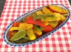 Gegrilde paprika | Het lekkerste recept vind je op AllesOverItaliaansEten
