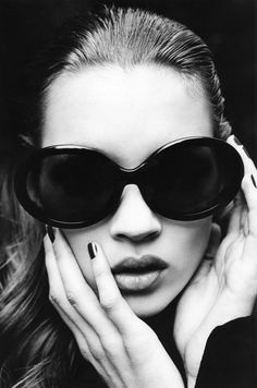 Kate Moss, photographed by Stephanie Pfriender Stylander (1994)