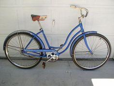 1965 girl's Schwinn bike