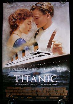 titanic - Leonardo DiCaprio - Kate Winslet