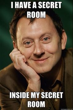 Michael Emerson - BEN Me and Ashley saw this MAN in Seattle traffic. It was a WoW! moment for sure!