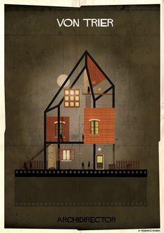 Lars Von Trier | Archidirector, la ciudad de Federico Babina inspirada en directores de cine | nUvegante