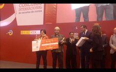 CONCURSO NACIONAL DE PINCHOS Y TAPAS VALLADOLID 2015 - GANADORES - pilpi...