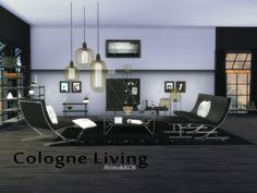 Cologne Living by ShinoKCR at TSR • Sims 4 Updates