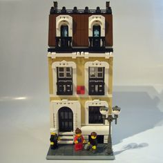 Brick Town Talk: A Modular Comeback - LEGO Town, Architecture, Building Tips, Inspiration Ideas, and more!