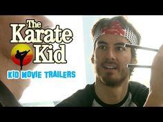 Karate Kid (Kid Movie Trailers) - YouTube