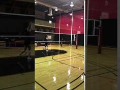 Setters volleyball player responsibilities are to run her team's offense and they call the plays hitters run against blockers like a quarterback in football. Volleyball Positions, Volleyball Skills, Volleyball Setter, Play Volleyball, Volleyball Pictures, Cheer Pictures, Volleyball Players, Mental Toughness Training, Passing Drills