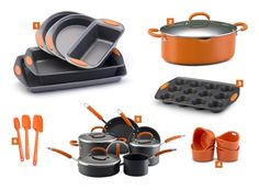 Rachael Ray cookware? please and thank you...