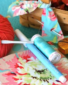 Step 1 - Wanna make those cute pillowcases with crocheted edges? A series with instructions for all the basics.