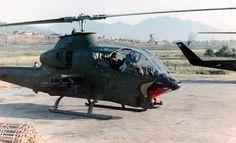 AH-1G Cobra Vietnam.