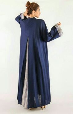 Abayti Abaya Fashion, Modest Fashion, Fashion Outfits, Dubai Fashionista, Modern Abaya, Abaya Designs, Caftan Dress, Islamic Clothing, Mode Hijab