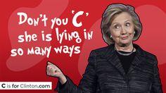 meme8 – C is for Clinton