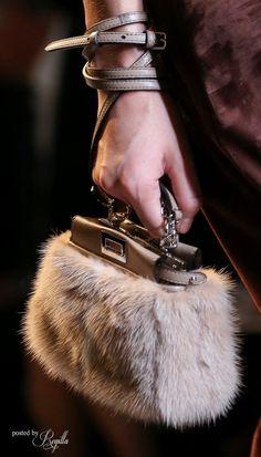 MINK HANDBAG | fur coats & hats