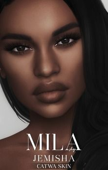 Jemisha skin [dark] catwa colouring, ties, dating sim, Sims Baby, Sims 4 Toddler, Sims Four, Sims 4 Mm, Sims 4 Cc Makeup, Mod Makeup, The Sims 4 Skin, Sims 4 Traits, Sims 4 Mods Clothes
