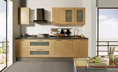 Kitchen Cabinet Design for Minimalist Kitchen Ideas