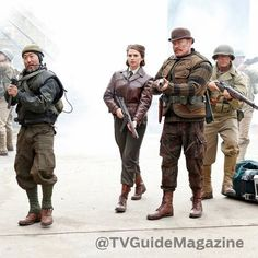 Immagine di peggy carter and howling commandos