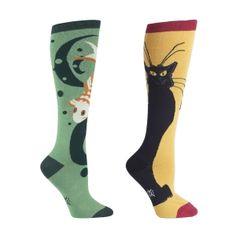 Cute socks!
