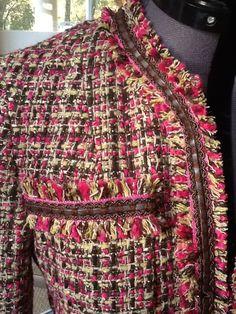 Julie Starr chanel jacket