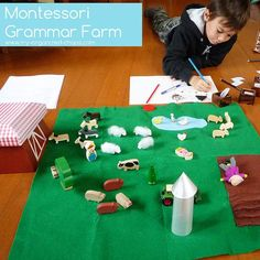 Montessori Naming The Farm get yours at: http://www.etsy.com/listing/179137854/montessori-naming-the-farm #montessori $5