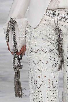 Roberto Cavalli 2014 | Roberto Cavalli Spring 2014 Milan | Fashion Details