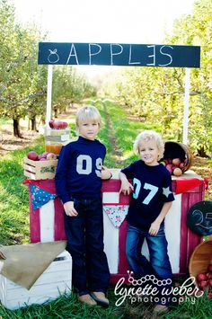 number shirts for boys  {perfect to coordinate with brothers for a photo shoot}