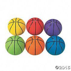 f81bd4c53b76 Rainbow Basketballs  basketballskills Basketball Party