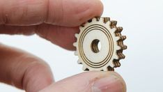 Laser Cut Display Gears : 16 Steps (with Pictures) - Instructables Gear Wheels, Laser Cutter Projects, Acrylic Box, Scroll Saw, Display Case, Laser Cutting, Gears, Bracelet Watch, Gemstone Rings