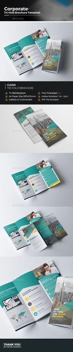 Proposal Brochure Print Template Print templates and Brochures