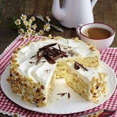 Malakoff-Torte Rezept   LECKER