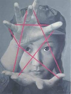 """by Zhu Yi Yong (was born in Chongching, Sichuan Province, in 1957) 