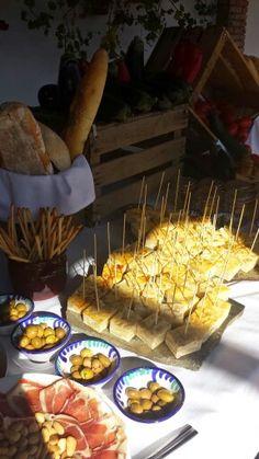 Tipical spanish food.