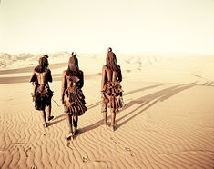 Himba - Namibie Photo : Jimmy Nelson