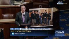 Who: Representative Patrick Meehan (R-Pennsylvania)  When: March 2017  What: Housing  Watch on C-SPAN  Read Congressional Record