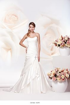 Stunning Bridal Gown www.cruxdressdesigns.com.au
