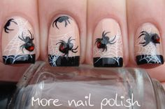 Spiders nails