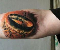 aliança senhor dos eneis tattoo - Pesquisa Google