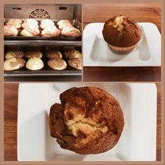 Der Prinz ist sieben und anläßlich seines Geburtstages gibt es herrliche Marmor-Muffins!