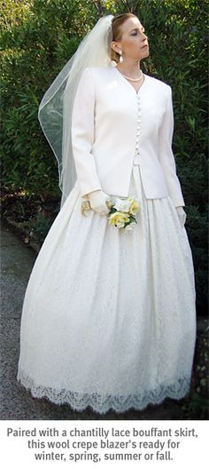 wedding suit for women - Google Search
