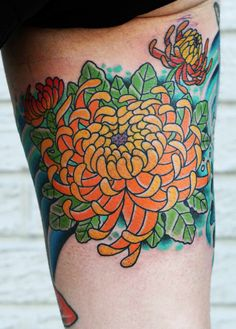 Another lovely flower foot tattoo design is the daisy. Description from withfashions.blogspot.ca. I searched for this on bing.com/images