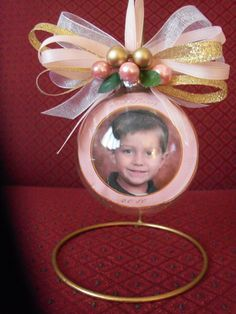 personalized ornaments found on ebay Personalized Photo Ornaments, Beautiful Gifts, Christmas Ornaments, Holiday Decor, Ebay, Christmas Jewelry, Christmas Decorations, Christmas Decor