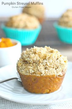 Paleo Baking on Pinterest | Muffins, Gluten free and Dairy Free