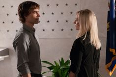 Something Against You | Photo Galleries | Covert Affairs | USA Network