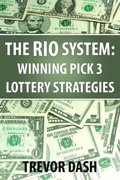 how to easily win the pick 3 lotto