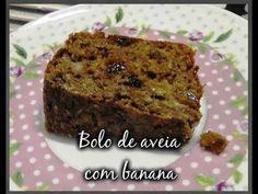 Receita de bolo de banana com aveia sem farinha - Bolsa de Mulher