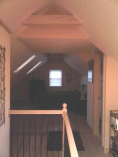 This Is My Neighbor S Finished Attic Trackhomeremodel